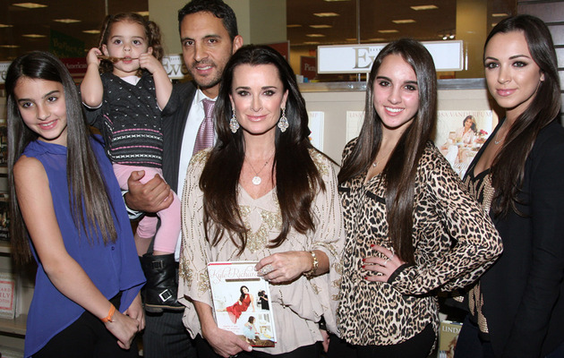 Kyle Richards on Love, Regrets, and Why She Won't Release A Single!