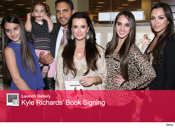 Kyle Richards on Love,