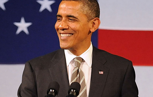 """President Obama Sings Al Green's """"Let's Stay Together"""""""