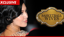 'Basketball Wives' -- Gunning to Snag Vanessa Bryant