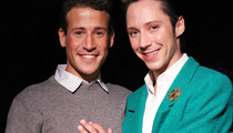 Johnny Weir: Check Out His New Wedding Ring!