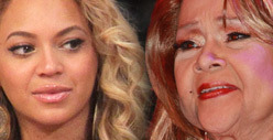 Beyonce on Etta James&#039; Death -- &#039;This is a Huge Loss&#039;