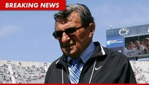 Joe Paterno -- In Serious Condition