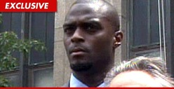 NFL Star Plaxico Burress -- On the Losing End ... of a Lawsuit