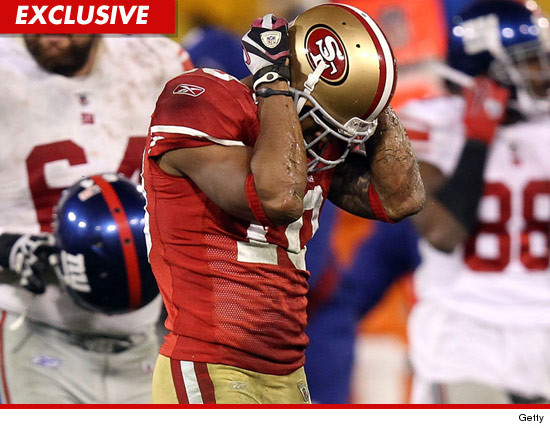 San Francisco 49ers return man Kyle Williams