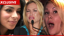 Ex-Miss USA Rima Fakih -- Getting Scandal Schooling From Beauty Queens