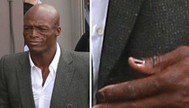 Seal -- Heidi Klum's Still Wrapped Around My Finger