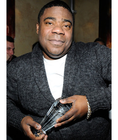 Tracy Morgan Collapses, Rushed to Hospital