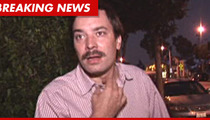 Jimmy Fallon -- Lawsuit Claims He's Into Female Domination ... at Work
