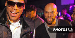 Cam Newton -- Off-Season Ballin' with Common and Young Jeezy