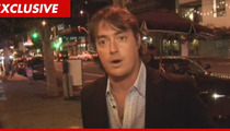 Jeremy London -- Charged with Domestic Battery, Officially Described as Homeless