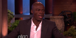 Seal To Ellen: The Wedding Ring Stays On