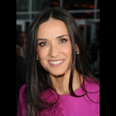 Demi Moore -- Through The Years