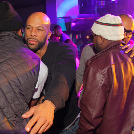 Cam Newton Common Party Photo Gallery