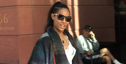 Jada Pinkett Smith -- You'll NEVER Guess My Valentine ...