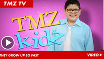 """Modern Family"" Kid Rico Rodriguez -- The Hot TV Mom Dilemma"