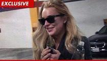 Lindsay Lohan Sued In Nanny Car Accident