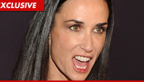 Demi Moore 911 Call -- Drug References Will Be Redacted
