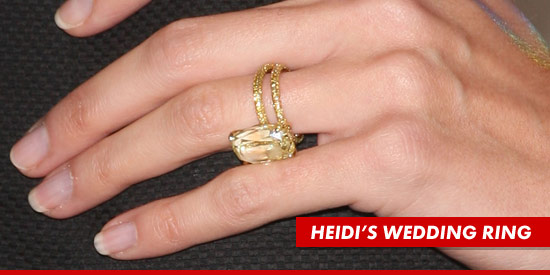 Heidi Klum Wedding Ring