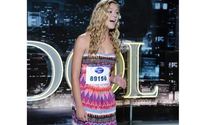 American Idol: Bipolar Contestant Brings Tears to J.Lo's Eyes