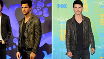 Taylor Lautner: Check Out His Amazing Wax Figure!