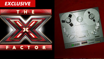'X-Factor' 911 -- Stagehand 'Cracked Head Open' Before 50 Cent Performance