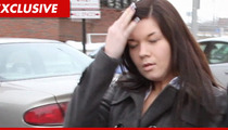 'Teen Mom' Star Amber Portwood Strikes Plea Deal in Drug Case -- 5 Years in Prison ... BUT ...