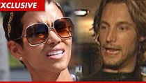 Halle Berry's Baby Daddy Gabriel Aubry Agrees to Anger Management