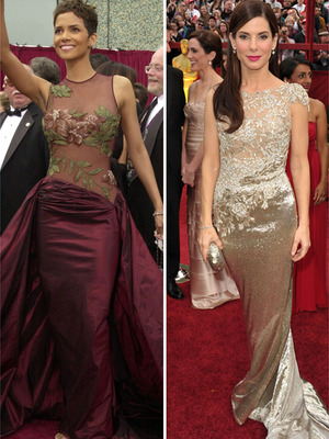 The Best Dressed Stars of Oscars' Past