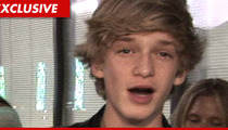Cody Simpson -- Sonny With a Chance of a Small Payday