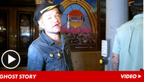 Avril Lavigne's Ex Deryck Whibley -- Chris Paul's House is HAUNTED