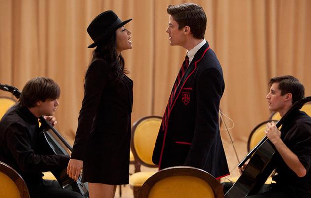 """""""Glee"""" Tackles Michael Jackson's """"Smooth Criminal"""""""