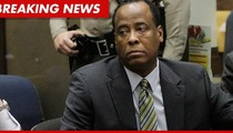 Dr. Conrad Murray -- Medical License Suspended in Texas