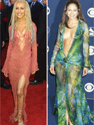 The Worst Dressed Stars of Grammy's Past