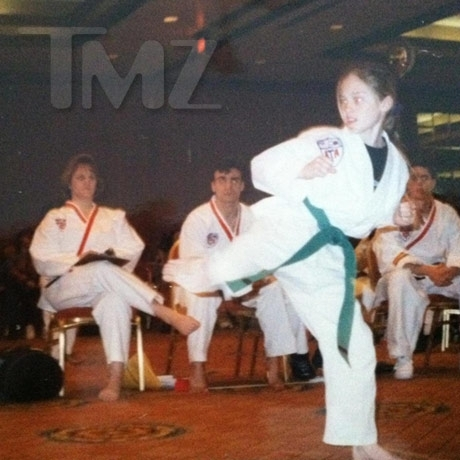 Brittany Kerr Karate Kid Photo Gallery 