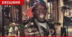 Flavor Flav -- Daughter Arrested After Family Fracas