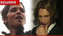 Halle Berry and Gabriel Aubry -- Counseling Recommended for Nahla
