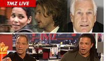 TMZ Live: Halle Berry & Gabriel Aubry -- Nahla's Not the Problem