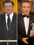 Alec Baldwin Shows Off 30 Pound Weight Loss!