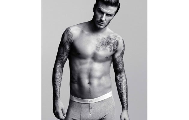 Wow! Watch David Beckham's Sexy Underwear Commercial!
