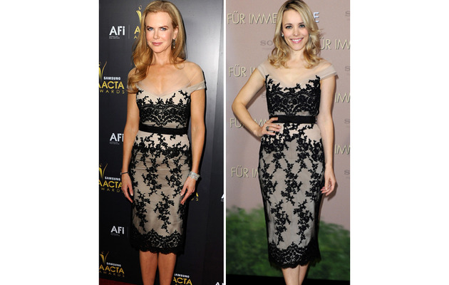 Who Looks Hotter? Nicole Kidman or Rachel McAdams?