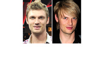 Nick Carter Gets Bieber Bangs -- Like the Look?