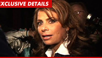 Paula Abdul -- FIRED from 'X Factor'