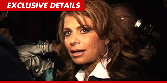Paula Abdul was fired from the X factor