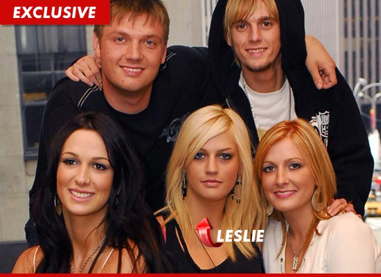 Leslie Carter and the Carter family