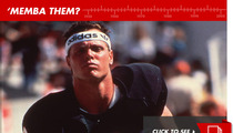 All-American Footballer Jim McMahon: 'Memba Him?!