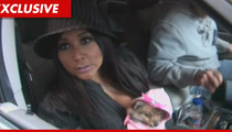 Snooki Arrested in Jersey -- Disorderly Conduct