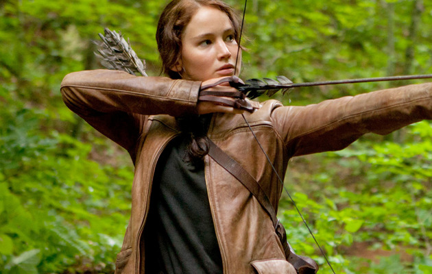 """The Hunger Games"" serves up huge opening day at $68M"