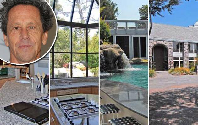 See Brian Grazer's $12.5 Mill Oscar-Worthy House!