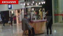 Joe Jackson Hocks Perfume In Tacky Mall